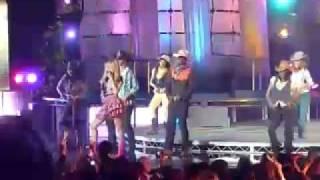 Hannah Montana 3 Concert - Ice Cream Freeze