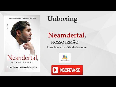Livro: Neandertal, Nosso Irmão.