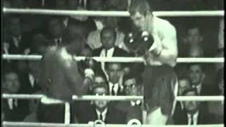 Floyd Patterson vs Jerry Quarry, I