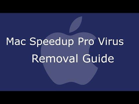 Mac Speedup Pro Virus