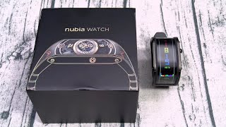 ZTE nubia Watch - Check Out The Flexible Display