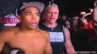 ★RONNIE MANN★ BRAZILIAN JIU JITSU IN MMA! HIGHLIGHTS! KNOCKOUTS!