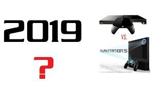 Когда выйдут новые консоли PS 5 и XBOX 4?