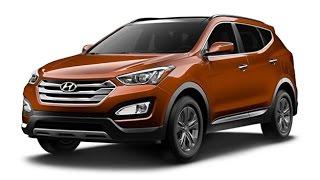 Hyundai Santa Fe 2015 prueba