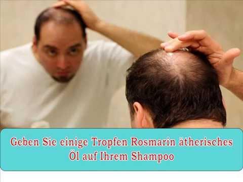 Das System 4 vom Haarausfall der Apotheke