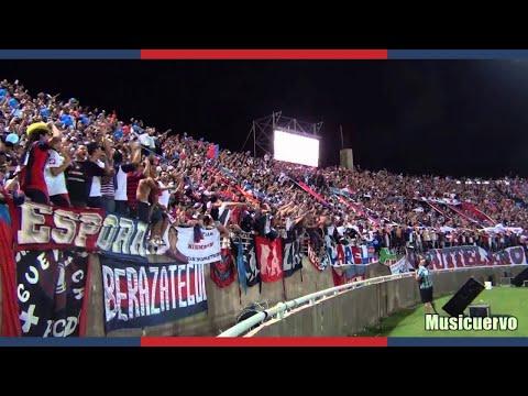 """""""San Lorenzo 0 Arsenal 3 Recibimiento Cuervo sos mi alegria mi locura vos sos mi vida.."""" Barra: La Gloriosa Butteler • Club: San Lorenzo • País: Argentina"""