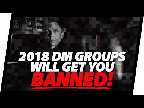 Instagram DM Groups Get You BANNED  2018 ALGORITHM UPDATE - Anthony