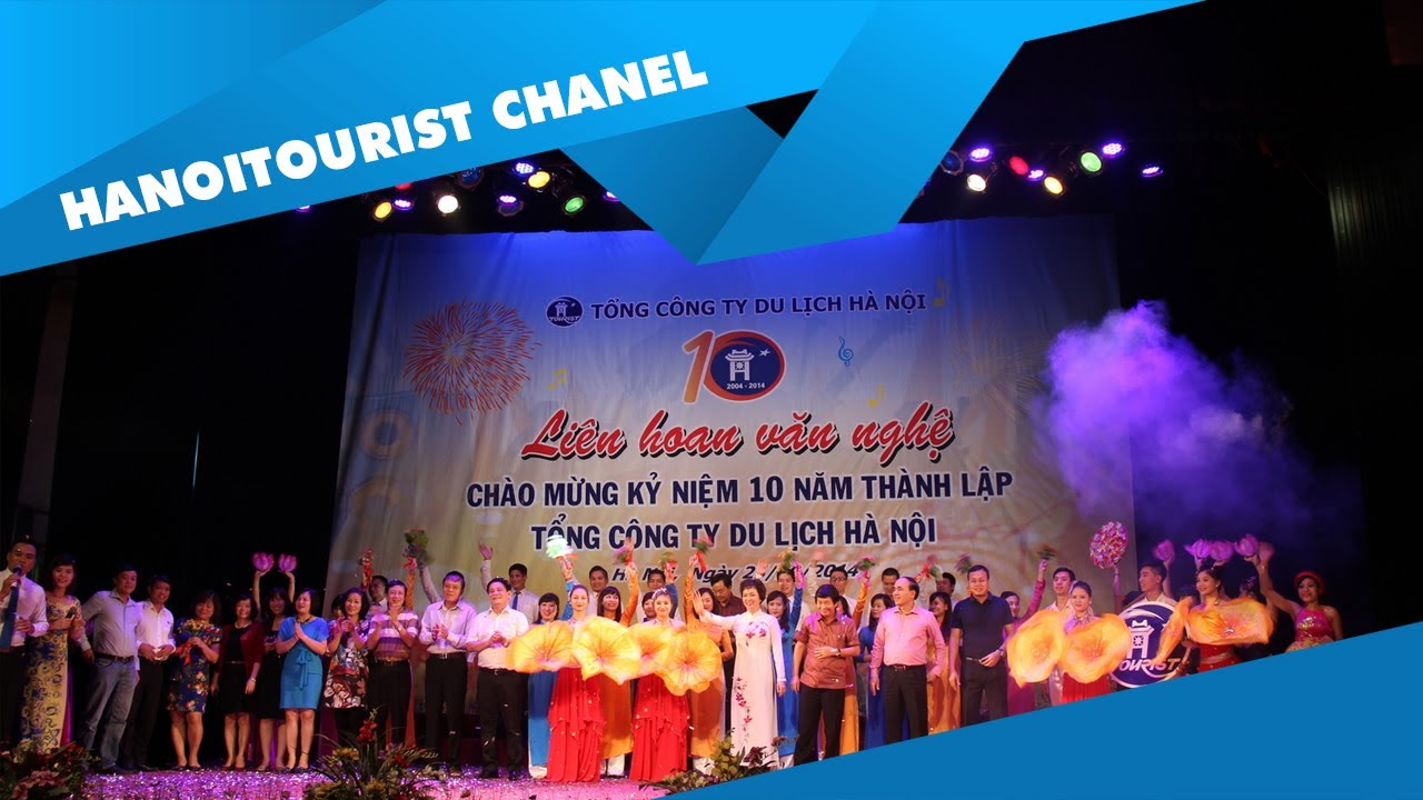 Hanoitourist kỷ niệm 10 năm thành lập năm 2014