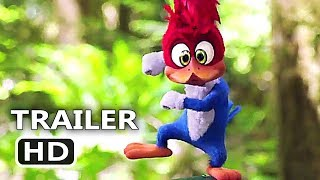 WOODY WOODPECKER New Clips + Trailer (2018) Live-Action Animated Comedy Movie HD