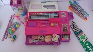 Feel the Barbie pencil box and craft kit