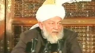 Question & Answers With Hazrat Mirza Tahir Ahmad 1{English Language}