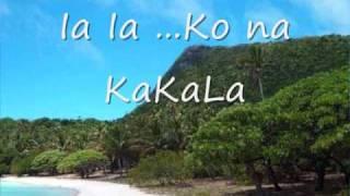 LomaLoma Na Toba, Lyrics. Fiji