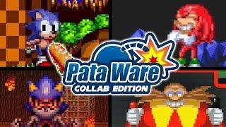 Pataware collab Edition - WarioWare Animation parody