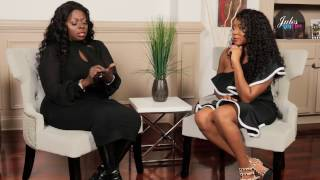 Angie Stone Talks About Her Visit To Nigeria On Jules Uncut | Episode 2
