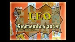Horóscopo Mensual Leo, Septiembre 2018 (General) Algo Maravilloso Llega A Tu Vida