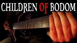TOP 10 CHILDREN OF BODOM RIFFS