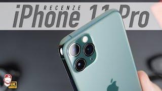 📱 Apple iPhone 11 Pro Recenze: Nudný hardware, ale skvělý ekosystém | WRTECH [4K]