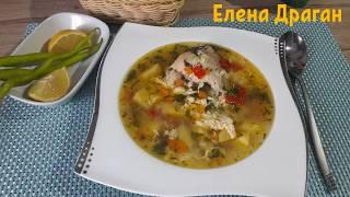 Куриный суп с яйцом. Вкуснотища! Как приготовить куриный суп / Домашние рецепты