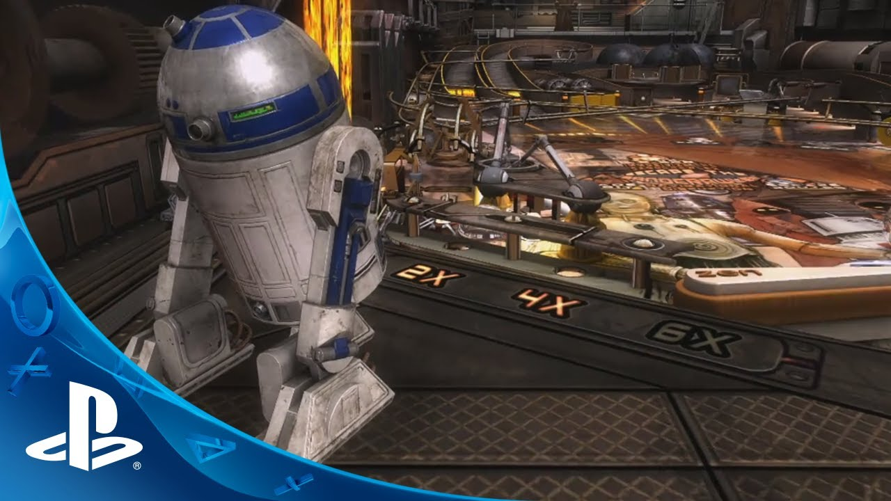 Star Wars Pinball: Droids Table Out on 4/29