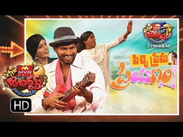 Extra Jabardasth – Venky Monkies Performance – 12th August 2016
