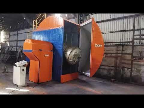 Single Station Bi Axial Machine