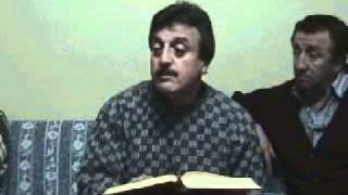 Ali Sanver sohbet-3 29.Soz 2.Maksad 1.Esas
