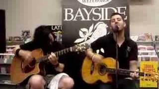 """Bayside - """"Devotion and Desire"""" (acoustic)"""