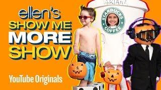 Last Minute Halloween Kids' Costumes