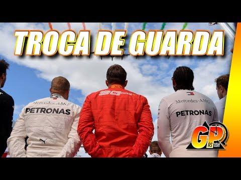 Leclerc e Verstappen comandam 'troca de guarda' na F1 | GP às 10