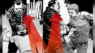 Does Negan ACTUALLY Enjoy Killing? - The Walking Dead Season 7 Part 2