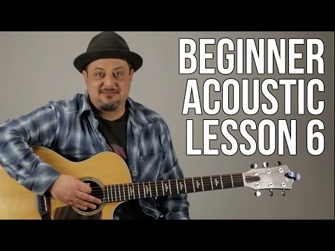 Beginner Guitar Lesson 6 C Major Chord