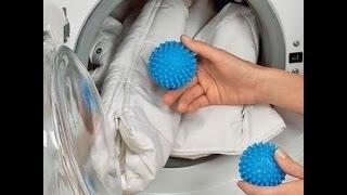 Смотреть онлайн Советы по стирке пуховиков в домашних условиях