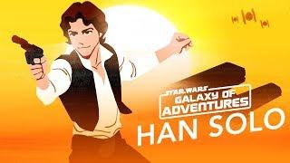 Episode 1.09 Han Solo, meilleur contrebandier de la galaxie (VO)