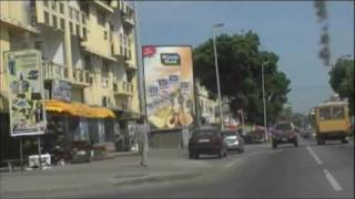 preview picture of video 'Nsawam Road - Kwame Nkrumah Road, Accra, Ghana - May 2010'