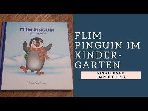 Kinderbuch Empfehlung | Flim Pinguin im Kindergarten | OurBookPassion