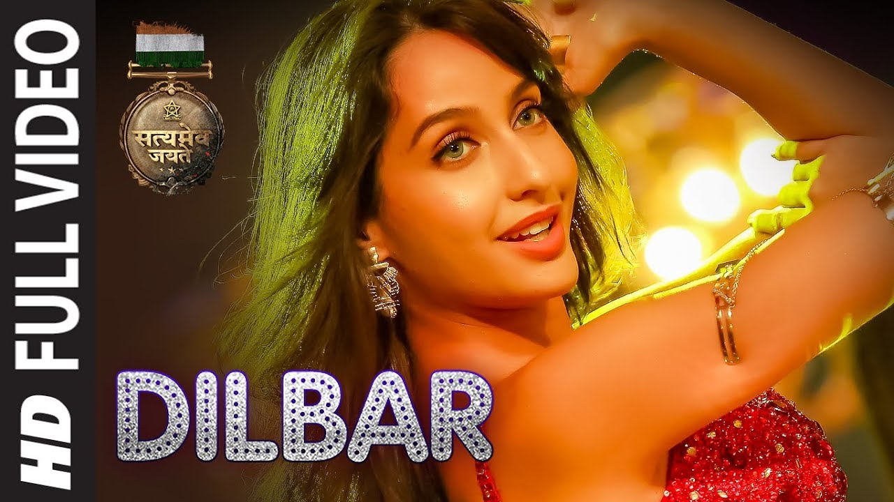 Dilbar song lyrics - Neha Kakkar, Dhvani Bhanushali & Ikka  | lyrics for romantic song