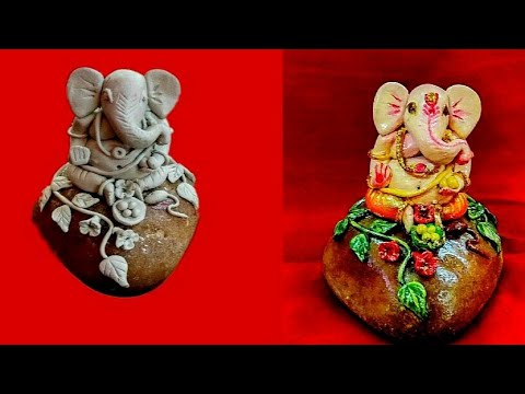 Little Ganesha with Shilpkar