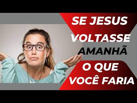 JESUS EST VOLTANDOSE JESUS VOLTASSE HOJEVOC EST PREPARADO PARA VOLTA DE JESUSVEJAM OS SINAIS