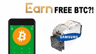 Samsung Begins ASIC Production, CASH App Enables Bitcoin Purchases, Earn Free BTC?