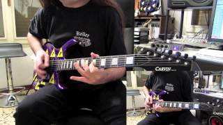 Guitar videos - DANIELE LIVERANI - Eternal