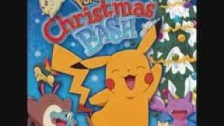 PkmnChrstmsBsh - 02 I'm giving Santa a Pikachu for Christmas