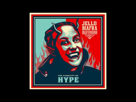 Video Jello Biafra and the Guantanamo School of Medicine (full cd)