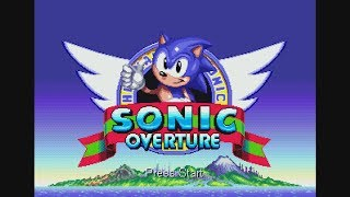 Sonic Overture - Fan Game Showcase!