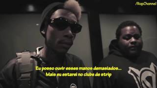 Akon ft Wiz Khalifa   Dirty Work Official Video Legendado