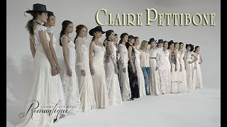 CLAIRE PETTIBONE SS16 - Romantique - White Cyclorama Studio - 3 Cam HOUSE Production | EXCLUSIVE
