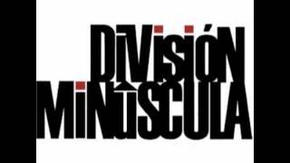 División Minúscula-Soñare
