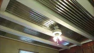 Diy Metal Ceiling