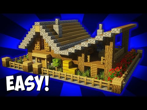 How to make a cute little house in minecraft