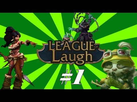 | LEAGUE OF LAUGH | Z******j Teemo  | ᴴᴰ