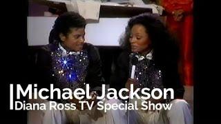 Michael Jackson - Diana Ross TV Special Show - 1981